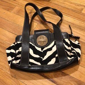 Zebra Kate spade bag